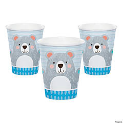 Happy Bear Paper Cups