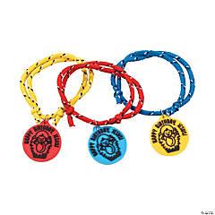 Happy Birthday Jesus Friendship Rope Bracelets