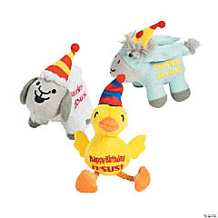 Happy Birthday Jesus Stuffed Animals