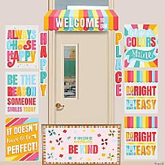 Happy Day Classroom Decorating Kit