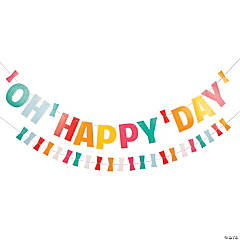 Happy Day Garland
