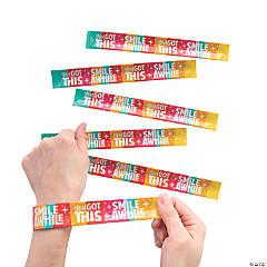 Happy Day Slap Bracelets