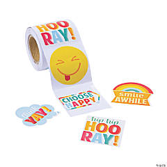 Happy Day Stickers