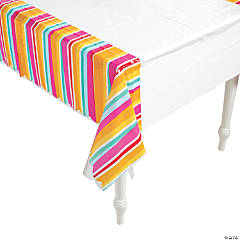 Happy Day Tablecloth