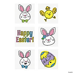 Happy Easter Tattoos