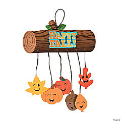 Happy Fall Mobile Craft Kit