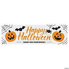 Happy Halloween Garage Door Custom Banner - Giant