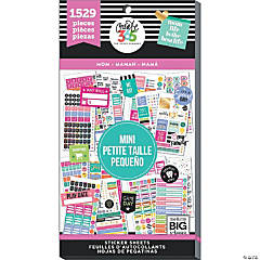 Happy Planner Sticker Value Pack-Mom - Mini, 1529/Pkg