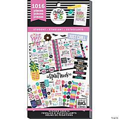Happy Planner Sticker Value Pack-Student, 1016/Pkg