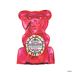 Happy Yummies® Gourmet Gummy Bears Super Bear Assortment