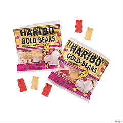 Haribo® Valentine's Day Gummi-Bears Mini Packs