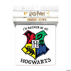 Harry Potter™ Hogwarts™ Paper Coasters