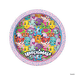 Hatchimals™ Dinner Plates