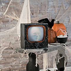 Haunted Gargoyle TV Halloween Decoration