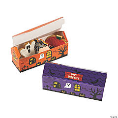 Haunted House Cookie Boxes