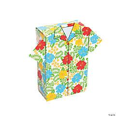 Hawaiian Shirt Treat Boxes