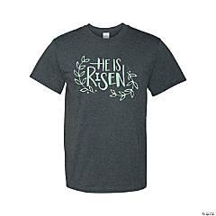 He Is Risen Adult's T-Shirt - 2XL