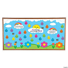 He Makes All Things New Bulletin Board Set