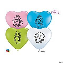 Heart-Shaped Disney Princesses 9