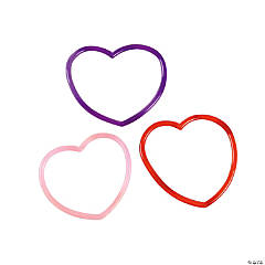 Heart-Shaped Jelly Bracelets