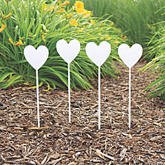 Heart Yard Signs