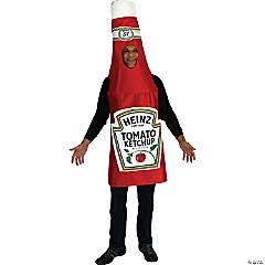 Heinz Classic Ketchup Bottle Costume