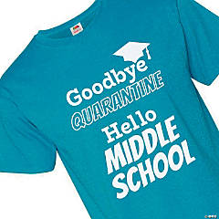 Hello Middle School Youth T-Shirt - Extra Small