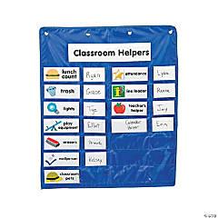 Helping Hands Pocket Chart