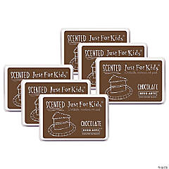 Hero Arts® Just for Kids® Scented Ink Pad Chocolate/Brown, Pack of 6