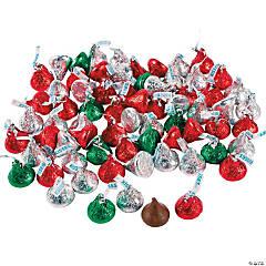 hersheys christmas kisses chocolate candy - Christmas Candy