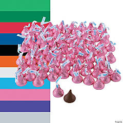 Hershey's® Kisses® 400 Pc. Chocolate Candy