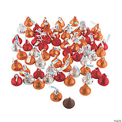 Hershey's® Kisses® Fall Milk Chocolate Candy