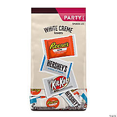 Hershey's All Time Greats White Snack Size Assortment - 32.5oz bag