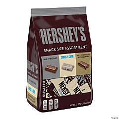 HERSHEY'S Snack Size Assortment, 33 oz