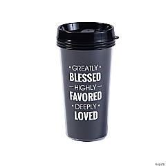 Highly Favored Travel Mug