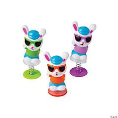 Hip-Hop Bunny Pop-Ups