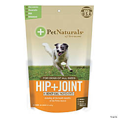 Hip + Joint Chews For Dogs 60/Pkg-