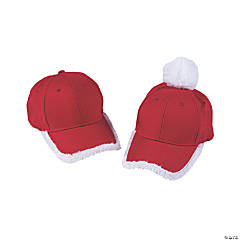 His & Hers Christmas Baseball Caps