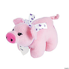 Hogs-N-Kisses Stuffed Baby Pigs