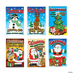Holiday Activity Pads II PDQ