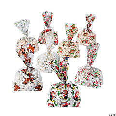 Holiday Cellophane Bag Assortment