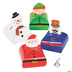 Holiday Character Favor Boxes