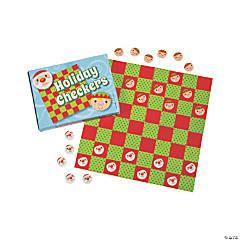 Holiday Checkers