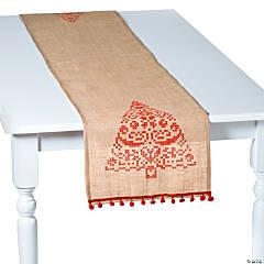Holiday Handicraft Table Runner