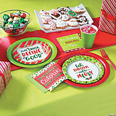 Holiday Humor Party Supplies