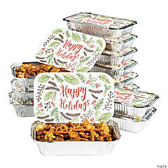Holiday Leftover Containers