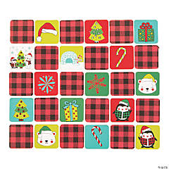 Holiday Matching Game Giveaways