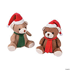 Holiday Stuffed Bears