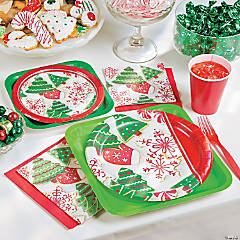 Holiday Treats Party Supplies