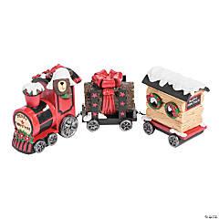 Holiday Woodland Animal Train